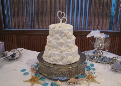 Gulf Shores Wedding Chapel Catering