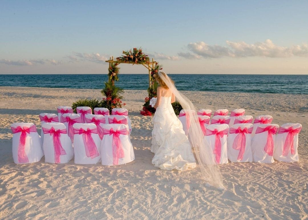 a beach wedding in alabama