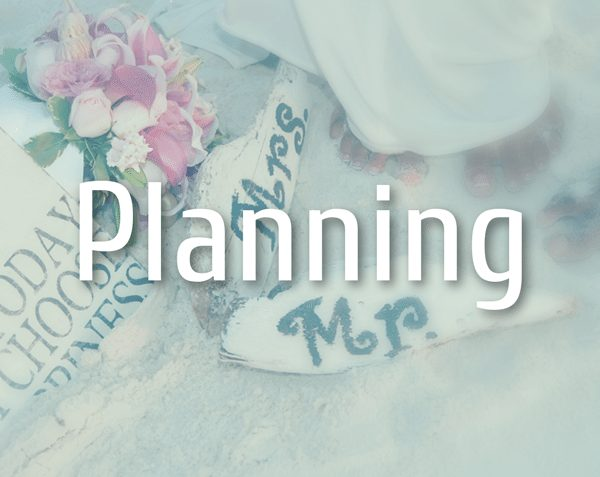 Alabama Beach Wedding Planning